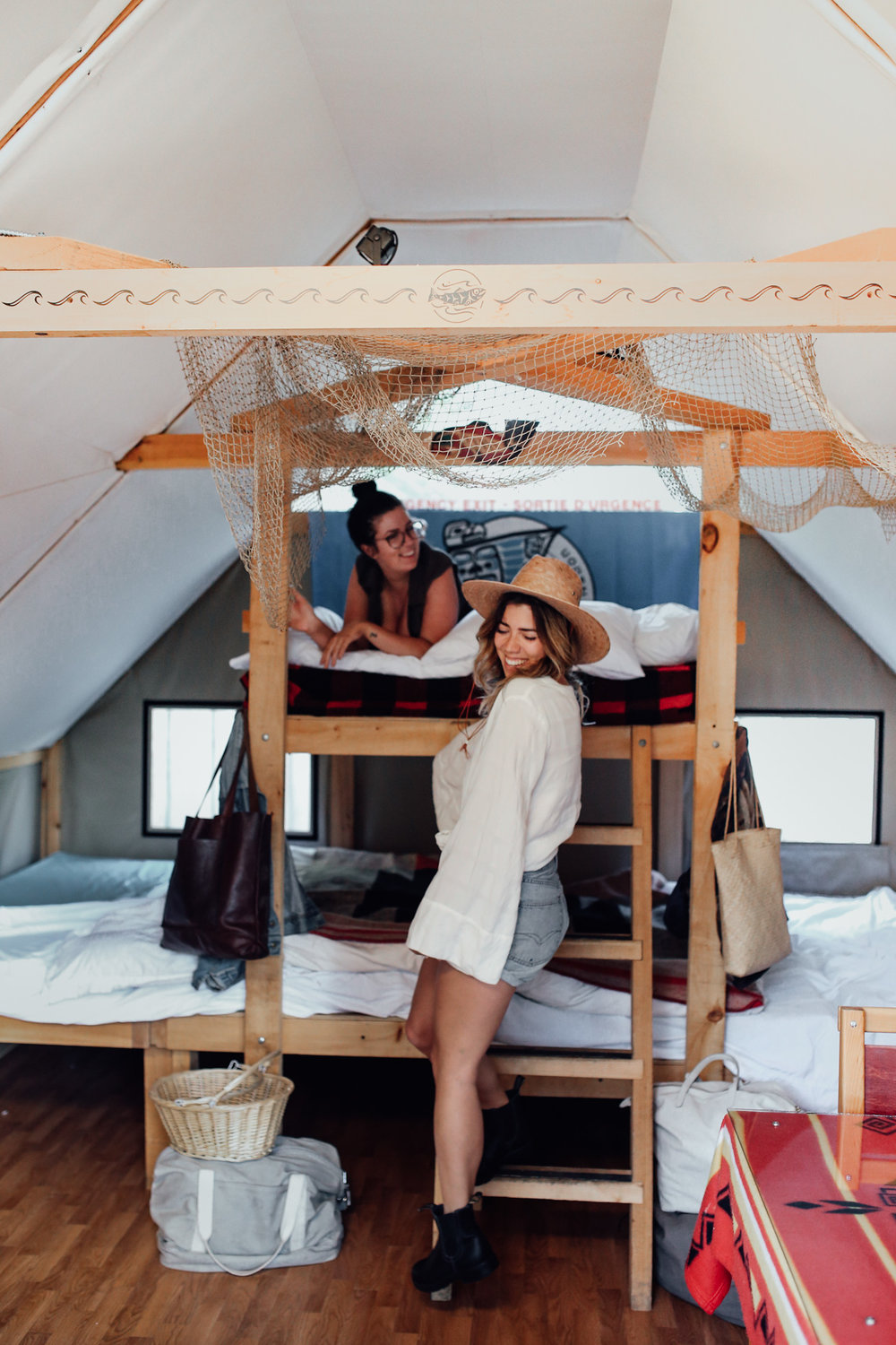 Unique Vancouver Getaways Glamping In A Fort In Langley Bc Local