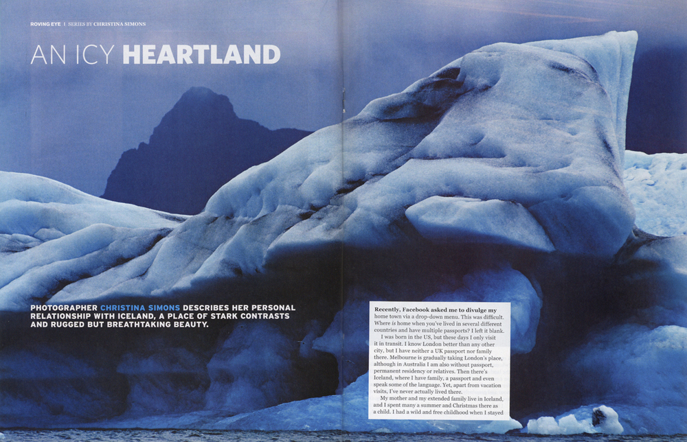 THE BIG ISSUE - Iceland