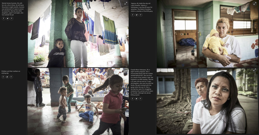 The Guardian - Babies Behind Bars - Global Development pages 12 - 15