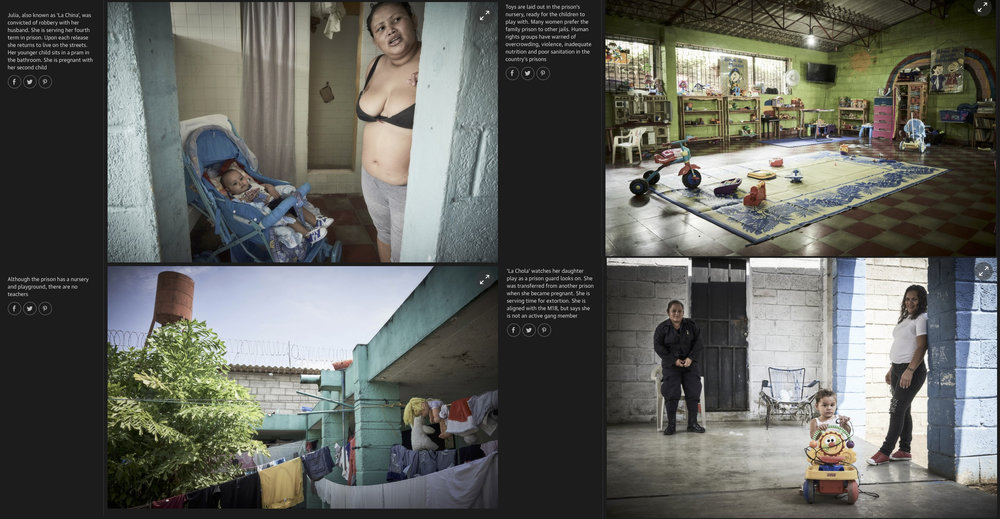 The Guardian - Babies Behind Bars - Global Development pages 8 - 11