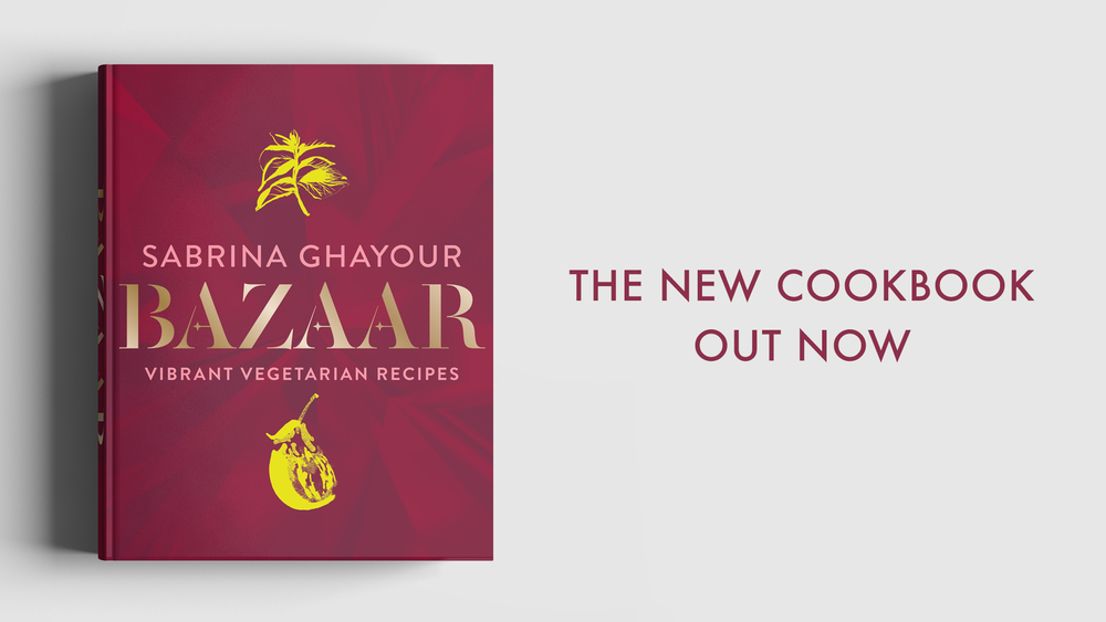 Bazaar: Vibrant vegetarian and plant-based recipes