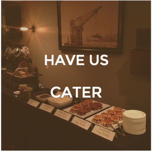 Have us host your corporate social, wedding, birthday party, or other special event.
