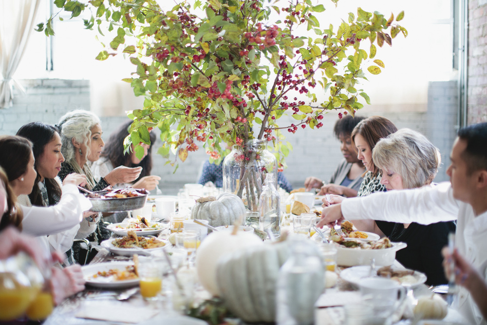Homespun ATL Fall Brunch