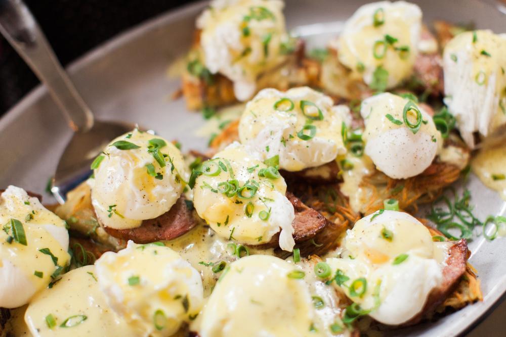 Homespun ATL by Jason Jimenez Poached Eggs