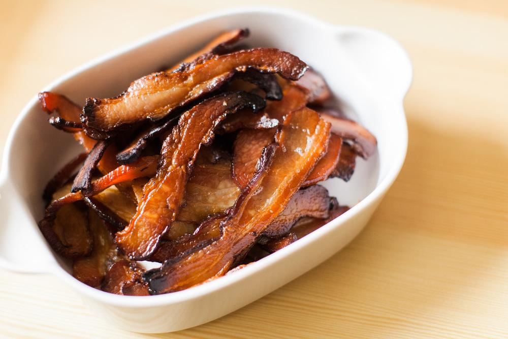 Homespun ATL Applewood Smoked Bacon by Pine Street Market
