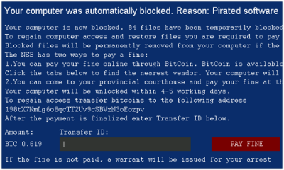 this is getting real folks new hybrid ransomware replicates like a
