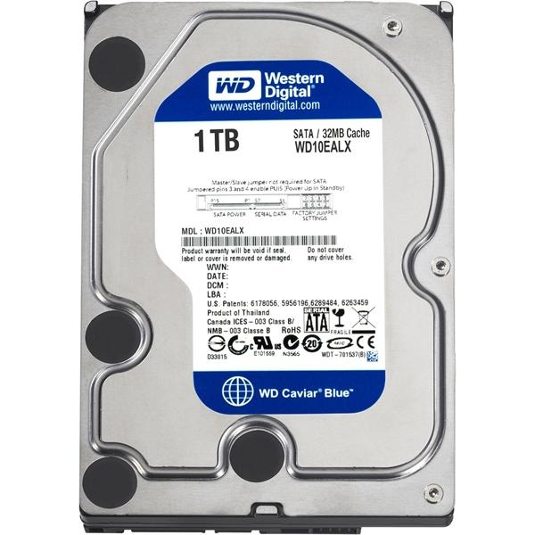 1TB (1,000 GB) HDD