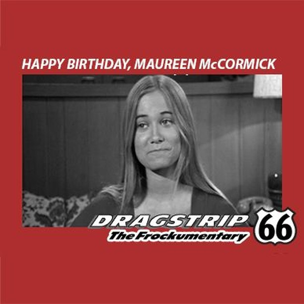 All the best to #Maureen of the #thebradybunch from #dragstrip66 the #frockumentary. #picoftheday #losangeles #draglife