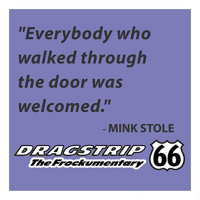 Happy Friday from #dragstrip66 the #frockumentary #lgbtpride