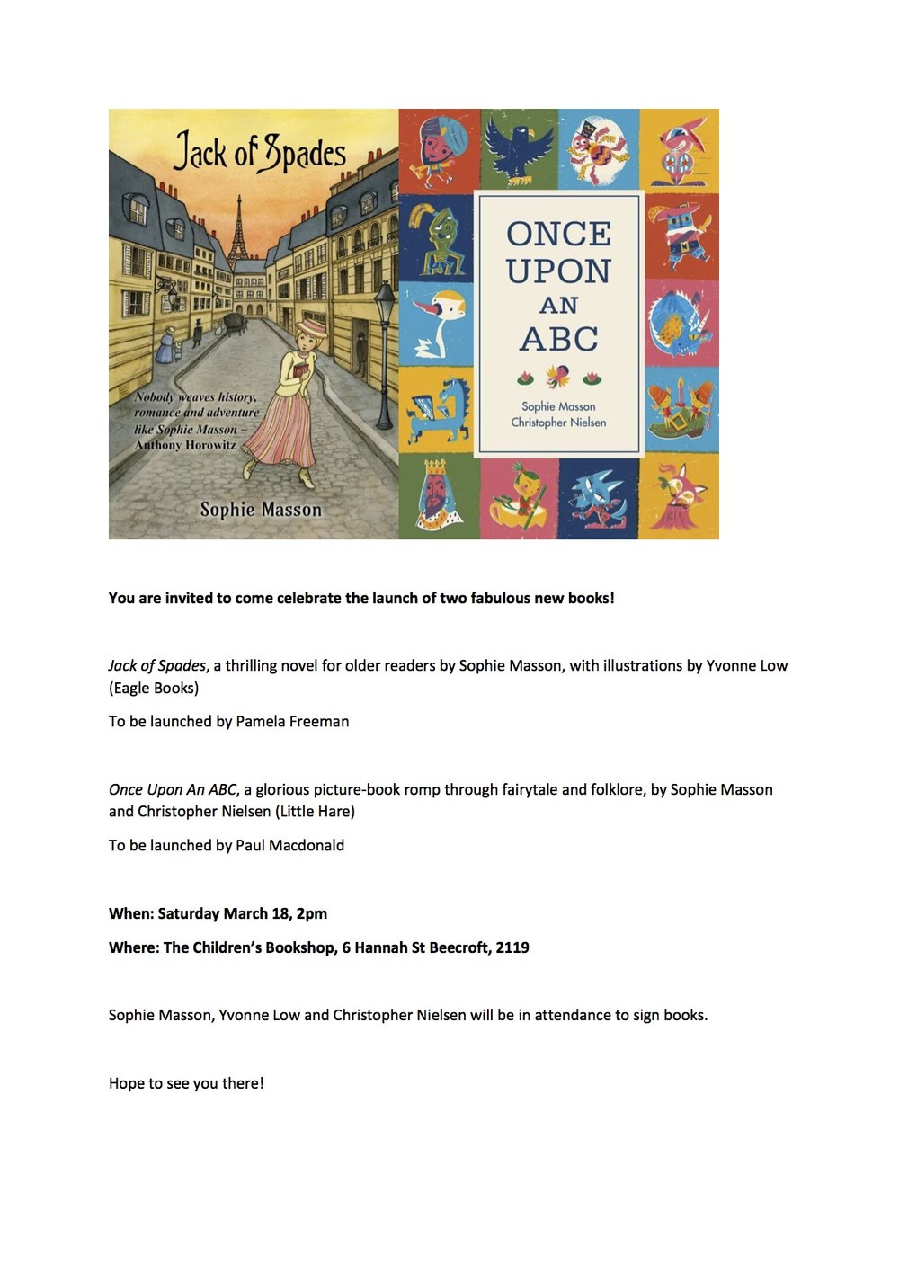 launch invite Jack of Spades and Once Upon An ABC.jpg