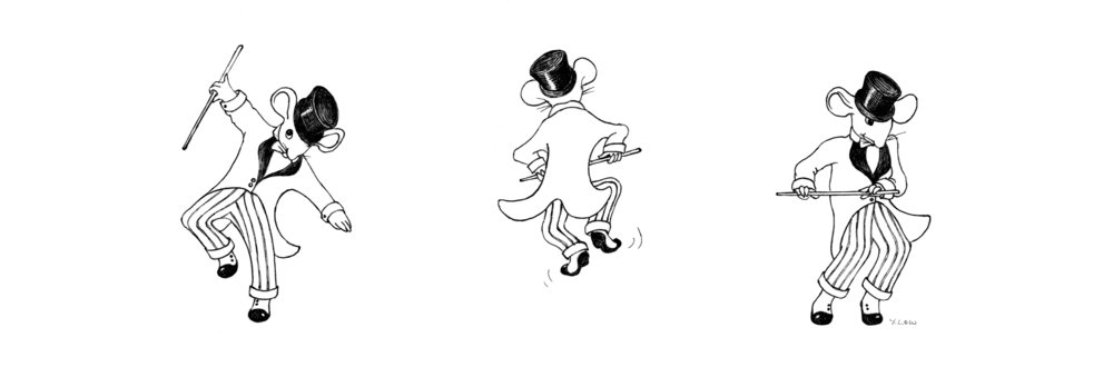 TopHat Mouse dancing sequence Yvonne Low.jpg