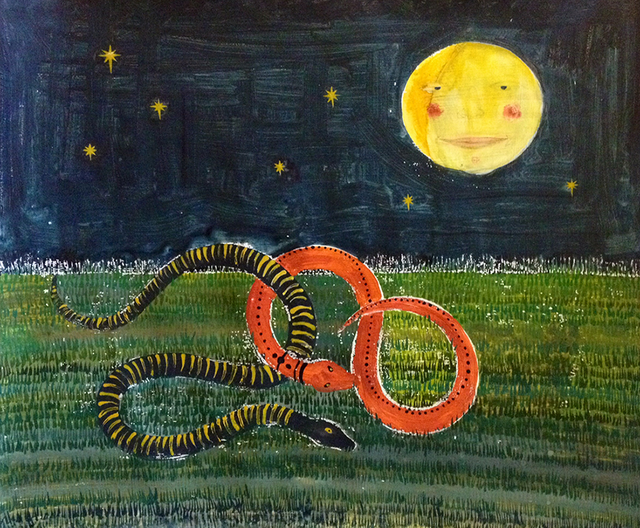 Snake Moon