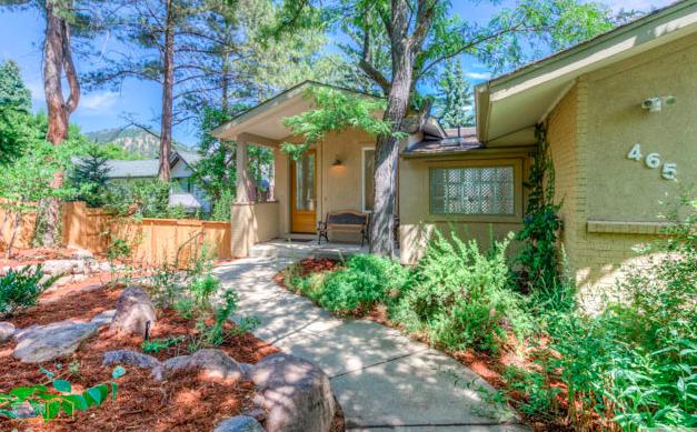 $1,580,000 - 465 University Ave, Boulder, CO 80302