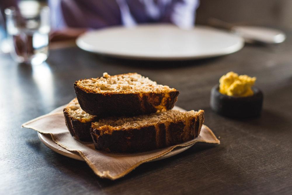 V. Bread & Virgin Butter
