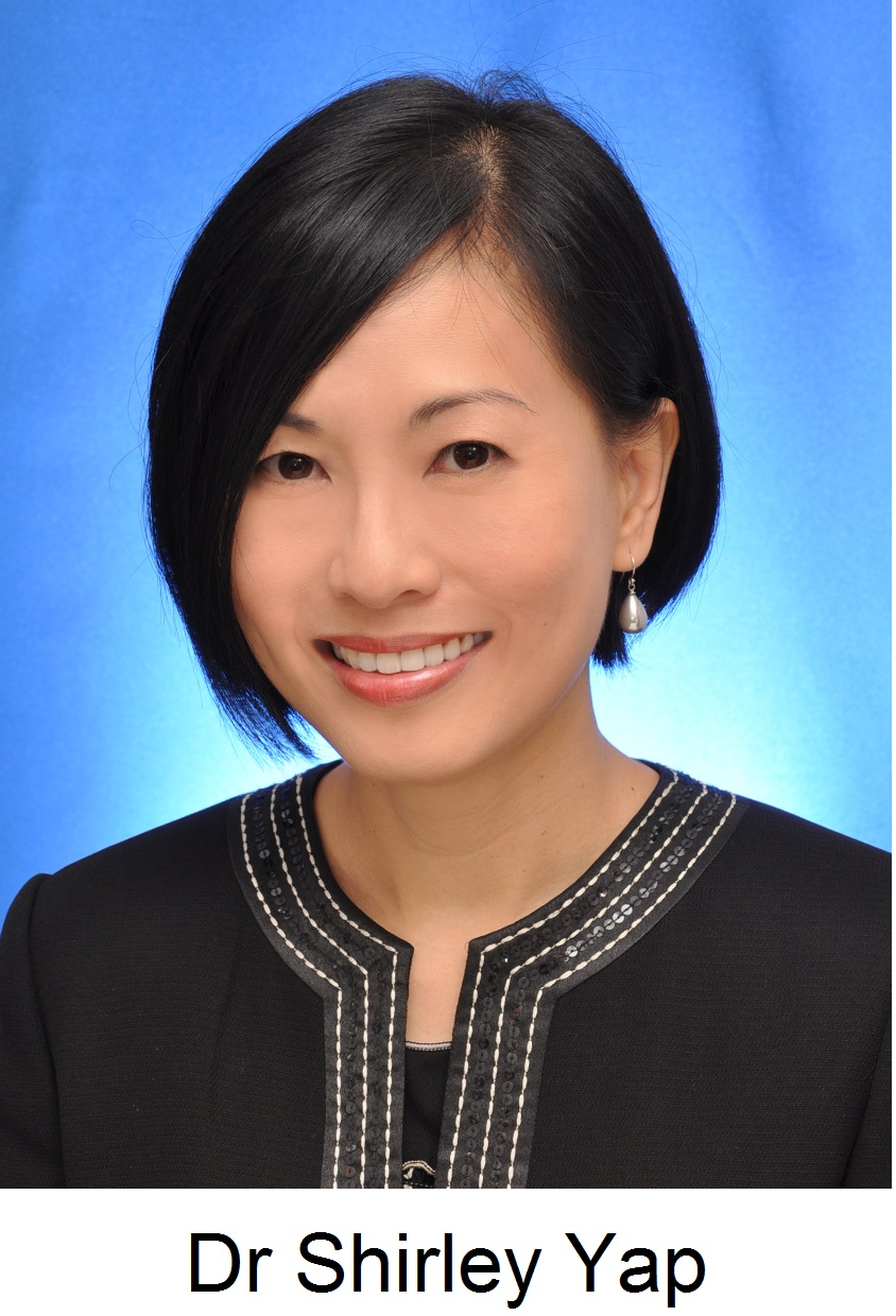 Dr Shirley Yap