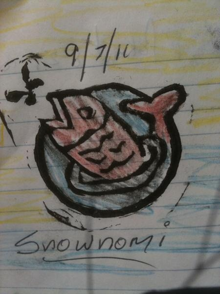 GC1EF22 by snownomiI loved this stamp he used.  He passed away a year or more ago.  I miss his smiling gace and logs.