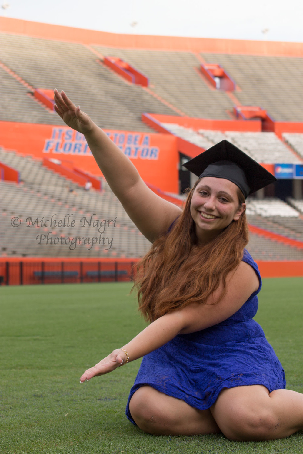 Brandi Todaro UF graduation 2015