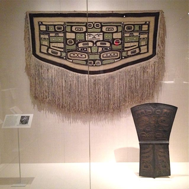 Tsimshian Blanket   Circa: 1820