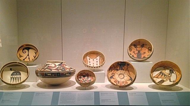 Southwestern Prehistoric Yellow Ware Pottery   Circa: 1400 - 1625 A.D.