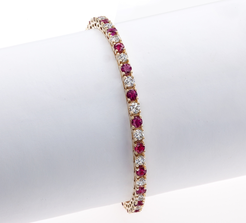 Gemstone Bracelets — Gordon James Fine Diamonds