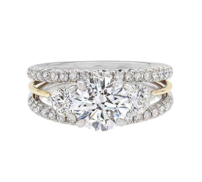 Diamond Rings — Gordon James Fine Diamonds