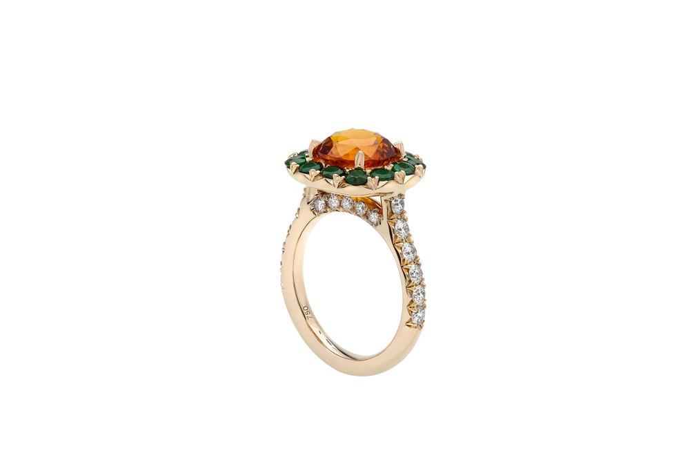 CSR-875 — Gordon James Fine Diamonds - Bespoke Jewelry