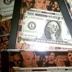 "We made an album! And it's available NOW.   Limited Release ""The State of America"" EP   Recorded all live from our living room.    Only 40 hard copies with artwork available. Every single piece of album art is  unique, numbered, and includes ""dollar bill"" album art, hand-made by Gv.  Additionally 60 disc-only pieces are available.     Available for a Limited Time Only - first come first serve.     GET   IT   NOW:   http://wellhungheart.bandcamp.com/"