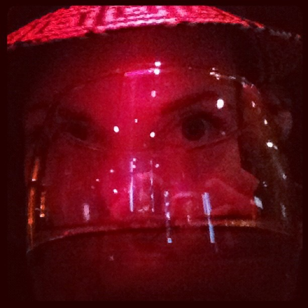 Gv through the looking glass (Taken with  Instagram )