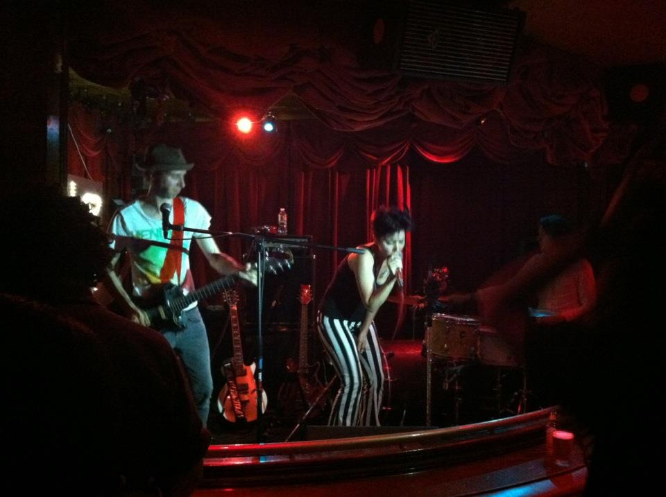 Last Night at The Continental Room in Fullerton…Next show is at  The Avalon Bar  Costa Mesa  August 5th .