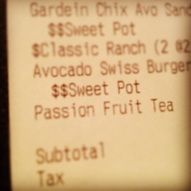 Yard House… Now serving Sweet Pot! (Taken with Instagram)
