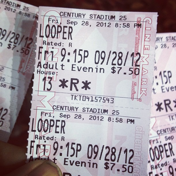 Getting our looper on (Taken with Instagram)