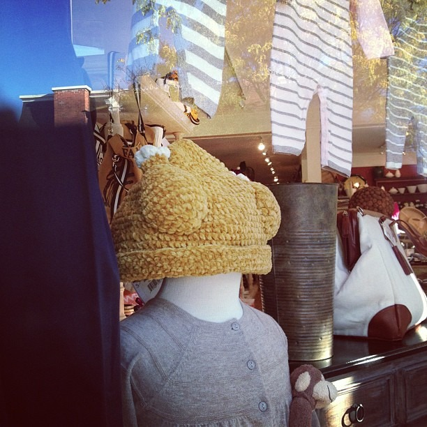 Cooked turkey hat for your toddler? (Taken with  Instagram )