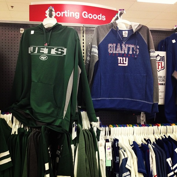 Must be a NY Target… (Taken with Instagram)