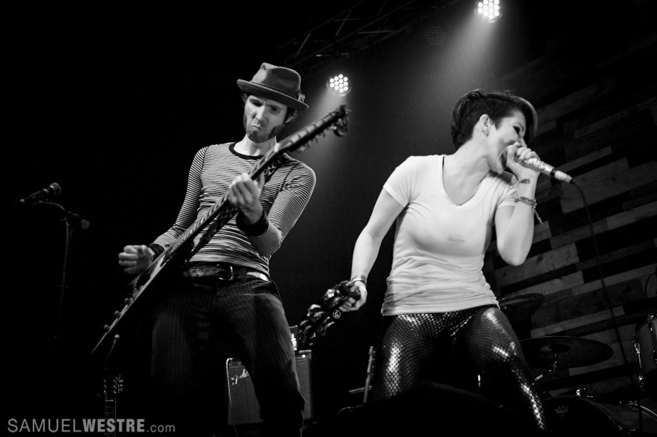 Check out this killer photo of us taken by photographer Samuel Westre ( http://www.samuelwestre.com/ ).