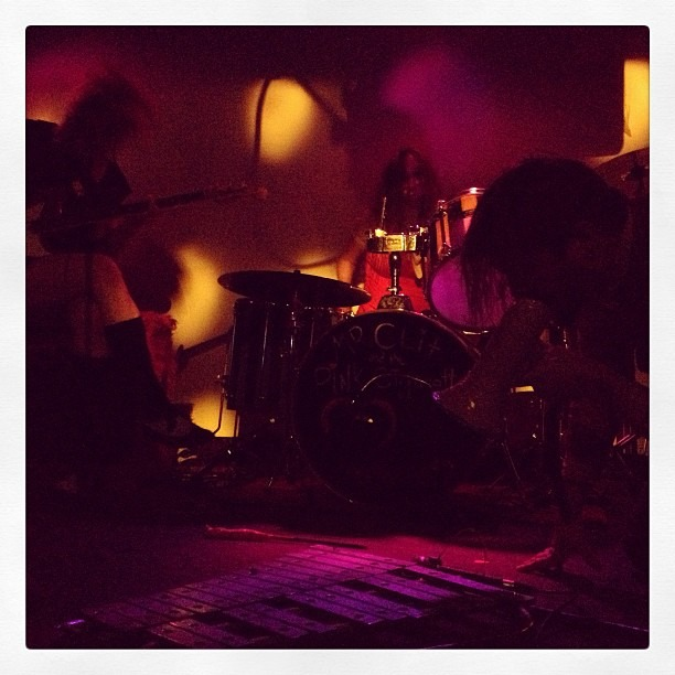 My favorite band @mrclitandthepinkcigarettes (at Mango's Cafe)