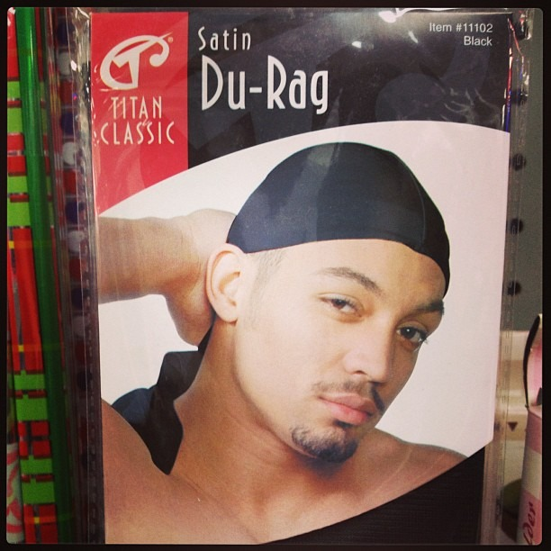 In an #arkansas gas station… #durag #du-rag #gayfriendly