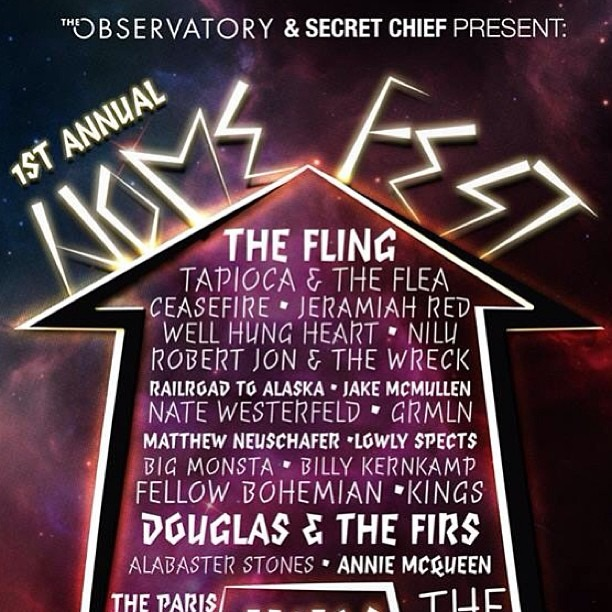THIS SATURDAY!  #HomeFest at #TheObservatory in #OrangeCounty! All Ages $5 Two Stages and 26 bands!! See you there! #livemusic #orangecounty #rocknroll #saturdaysaturday