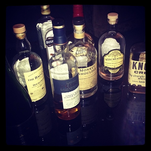 DAY 12 - Recording Complete!!!!! Our #recording #whiskey #graveyard ! Album is done recording! Now to mixing ! see you in #2014 … okay maybe some songs before then… ;) (at Secret Ninja recording Studios)