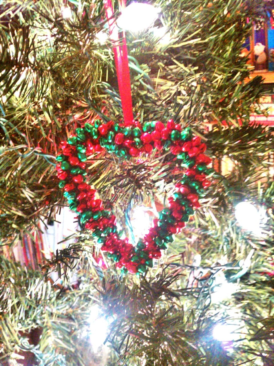 Have a Well Hung Heart Holidays.