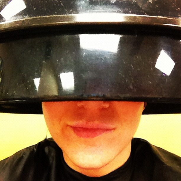Darth Vadar or hair salon?