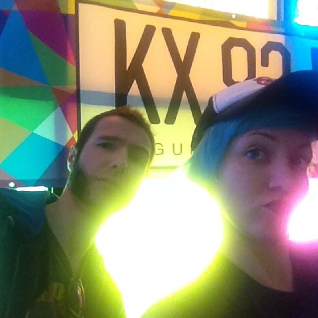 Live #onair now. @kx935