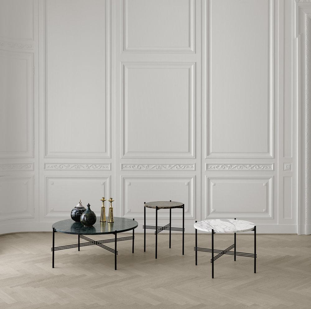 Name : TS Lounge table / Designer : Gam Fratesi, 2014