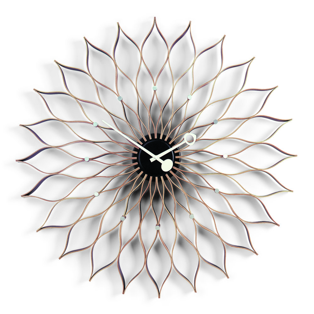 Name : Sunflower Clock