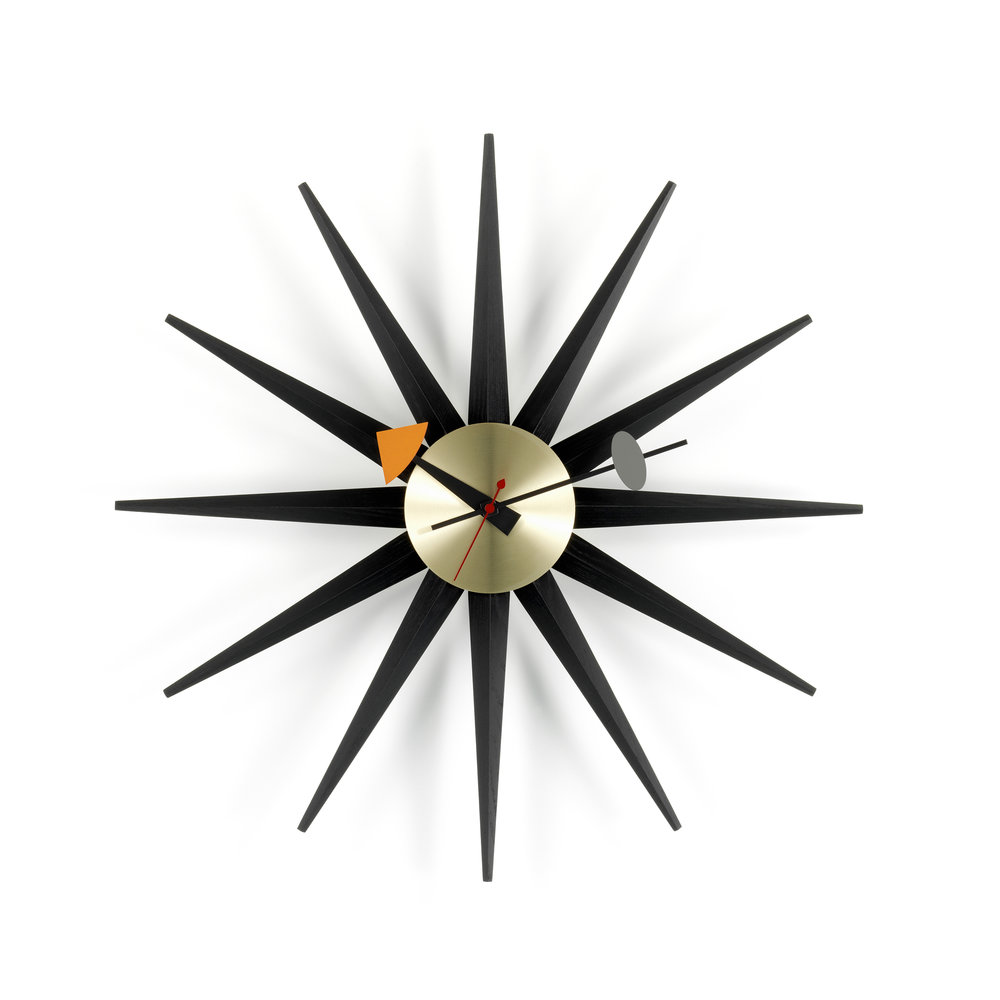 Name : Sunburst Clock
