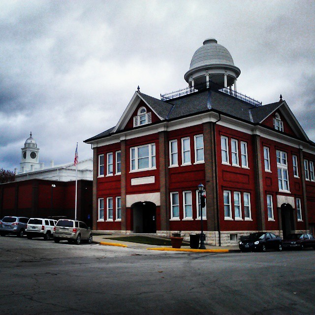 Lafayette Hall; Lexington, Missouri