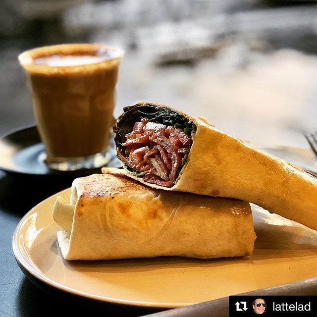 #Repost @lattelad with ・・・ BACON WRAP🥓 #BLT #pottspointfood #pottspointcoffee #marcelleonmacleay #wrap #baconwrap #pottspointeats #baconlettucetomatowrap . . #marcelleonmacleay  #marcellexo  #sydneybrunch  #sydneybreakfast  #sydneycoffee  #tobysestatecoffee . . #sydneylife#sydneyfood #sydneyfoodie #australianproduce #sydneycafe @destination_nsw @visitnsw @cityofsydney @goodfoodau