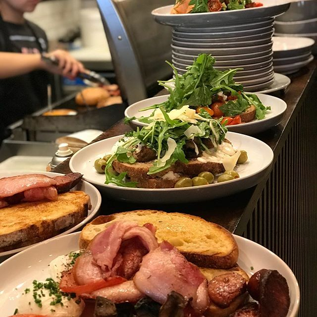 Our kitchen is exploding with amazing food for breakfast this morning, with such a wide variety, there's sometime here for everyone!! Come see us today 😋👌🥓 #pottspointeats #pottspointfood #pottspointcafe #pottspointeats #breakfast #yum #delicious #tasty #marcelleonmacleay #marcellexo . #marcelleonmacleay  #marcellexo  #sydneybrunch  #sydneybreakfast  #sydneycoffee  #tobysestatecoffee . . #sydneylife#sydneyfood #sydneyfoodie #australianproduce #sydneycafe @destination_nsw @visitnsw @cityofsydney @goodfoodau