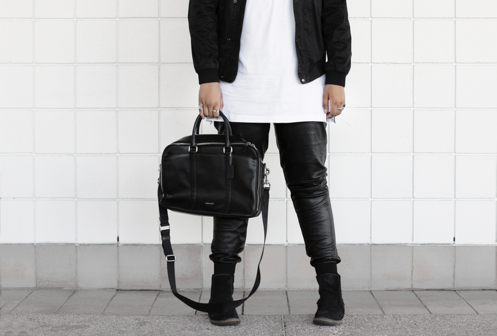 BAG: COACH RINGS: TOPMAN | THRIFTED | URBAN OUTFITTERS