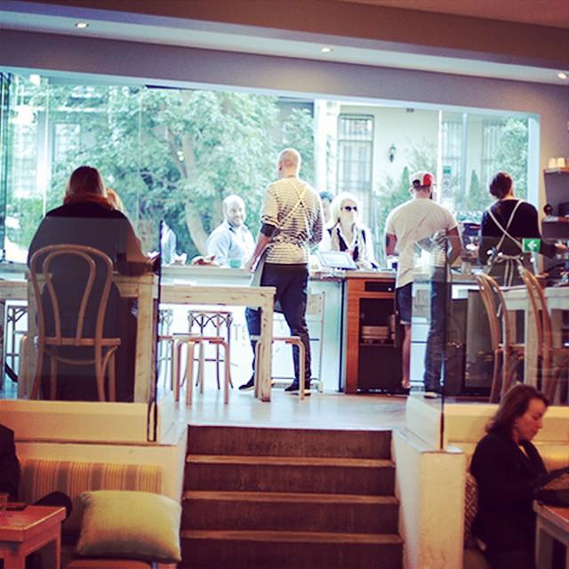 #postono19 #rushcuttersbay #afternoondelight #coffeelover #coffeeup