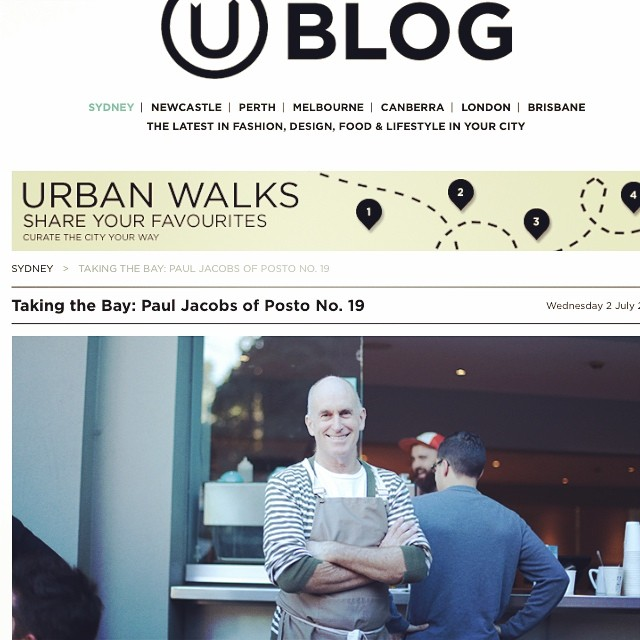 Thanks @urbanwalkabout for the write up #Posto